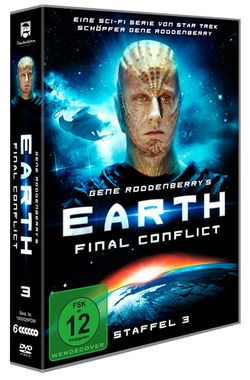 Earth: Final Conflict, Staffel 3 © Pandastorm