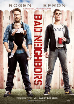 Bad Neighbors © Universal Pictures