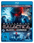 Battlestar Galactica: Blood and Chrome © Koch Media