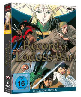 Record of Lodoss War © RYO MIZUNO · GROUP SNE · Kadokawa Shoten · Marubeni/TV Tokyo Licensed through DRM